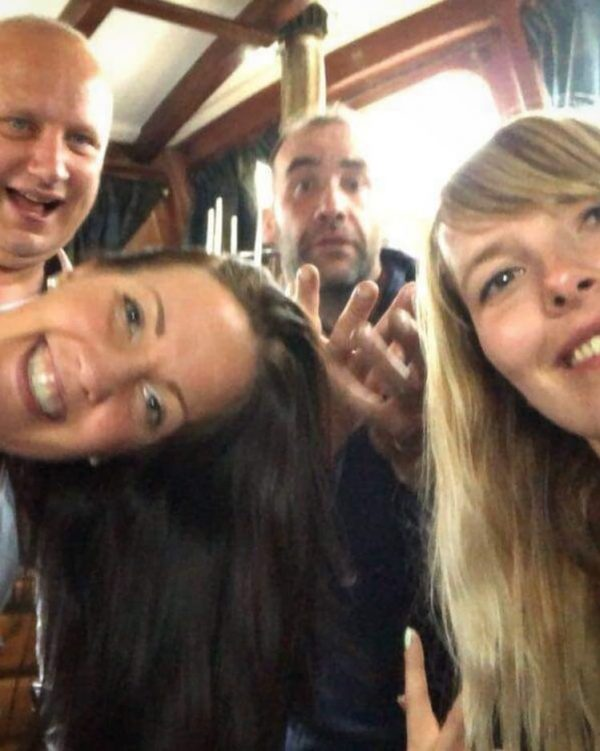 Rory McCann and friends, Norway, June 2019